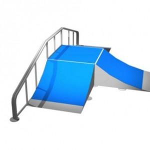Rampa Skate 1026-KRR Alencon Skate 1026-KRR 1