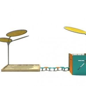 Loc de Joaca Model J102 1